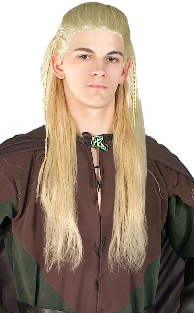 Legolas Wig Costume Accessory