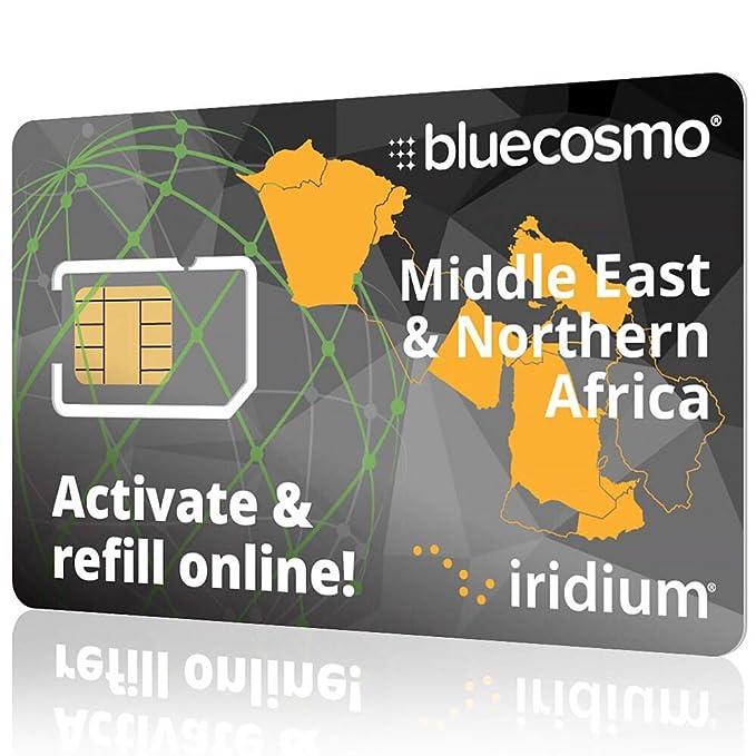 Perfect picture with BlueCosmo BC-IRID-MENA
