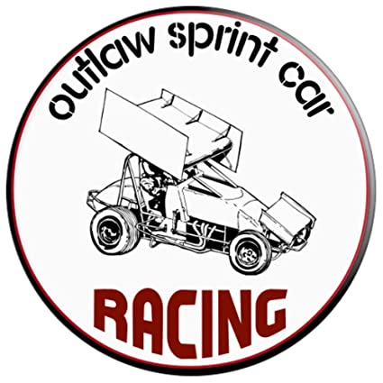 Amazon Com Fast Outlaw Sprint Car Kart Racing Dirt Track Phone