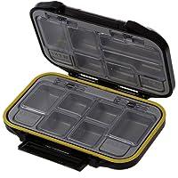SODIAL(R) Caja para accesorios de pesca Caja