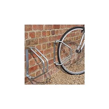 Wandhalterung f/ür 1 Fahrrad 0?180/° galvanisiert Fahrradst/änder zur Wandmontage Verstellwinkel