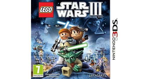 Lego Star Wars 3 3DS: Amazon.es: Videojuegos