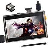 """OSOYOO 3.5"""" HDMI Touch Screen LCD Display Monitor Audio Output with Stylus for Raspberry Pi 3 2 Model B"""