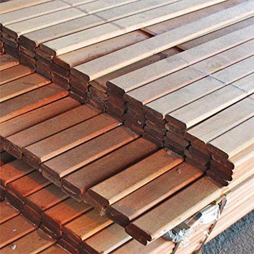 Heavy Duty 1.75 X 7-1/2 Apitong Flooring by Apitong