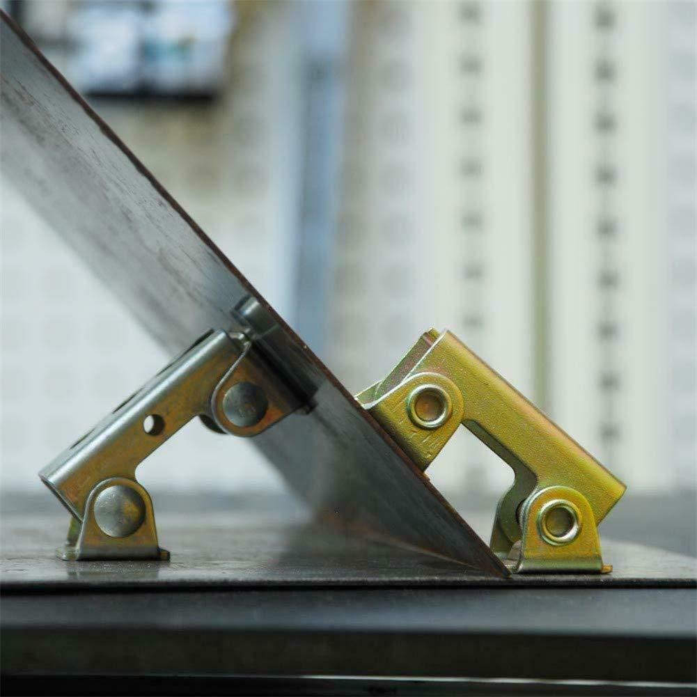 MAyouth Magnetschwei/ß V-Clamp Verstellbare Klemmhalter Starke Handwerkzeug V-Typ Fixture