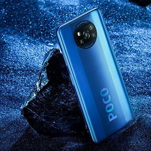 Xiaomi Poco X3 Pro Smartphone,6GB 128GB Tel/éfono M/óvil,Procesador Snapdragon/™ 860 de Qualcomm,Dot Display FHD Bronze de 6,67,C/ámara Cu/ádruple con y V/ídeo Dual,Versi/ón Global