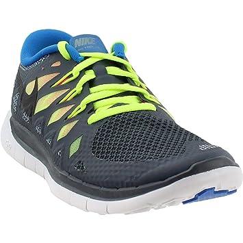 online store bab26 7de7f Nike Free 5.0 Run Laufschuhe Running GRAU: Amazon.de: Sport & Freizeit