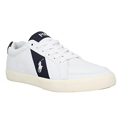 Vente Pas Cher Vente Pas Cher 2018 Plus Récent Polo Ralph Lauren Hugh Homme  Baskets Mode 882e70c8ca26