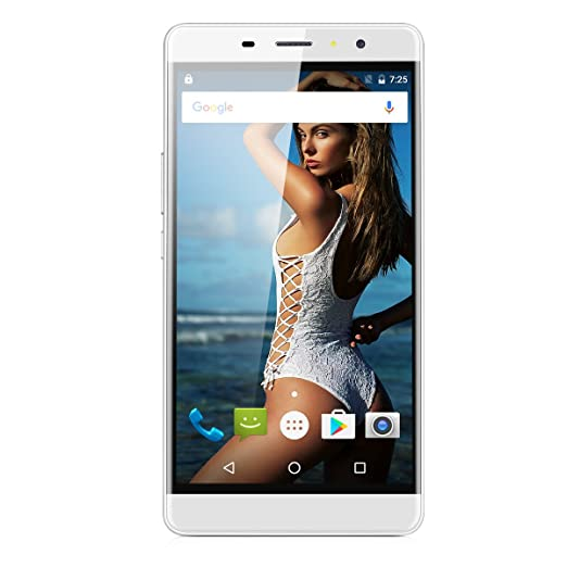 11 opinioni per Landvo Max Smartphone 3G (argento)