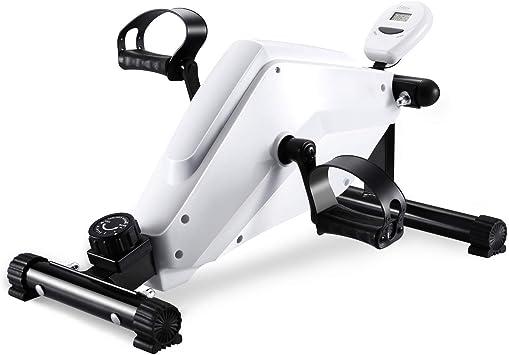 Bicicleta estática de ejercicio con pedal magnético ...