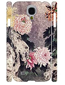 Design Cute Flower Handmade Phone Protective Case for Samsung Galaxy S4 I9500