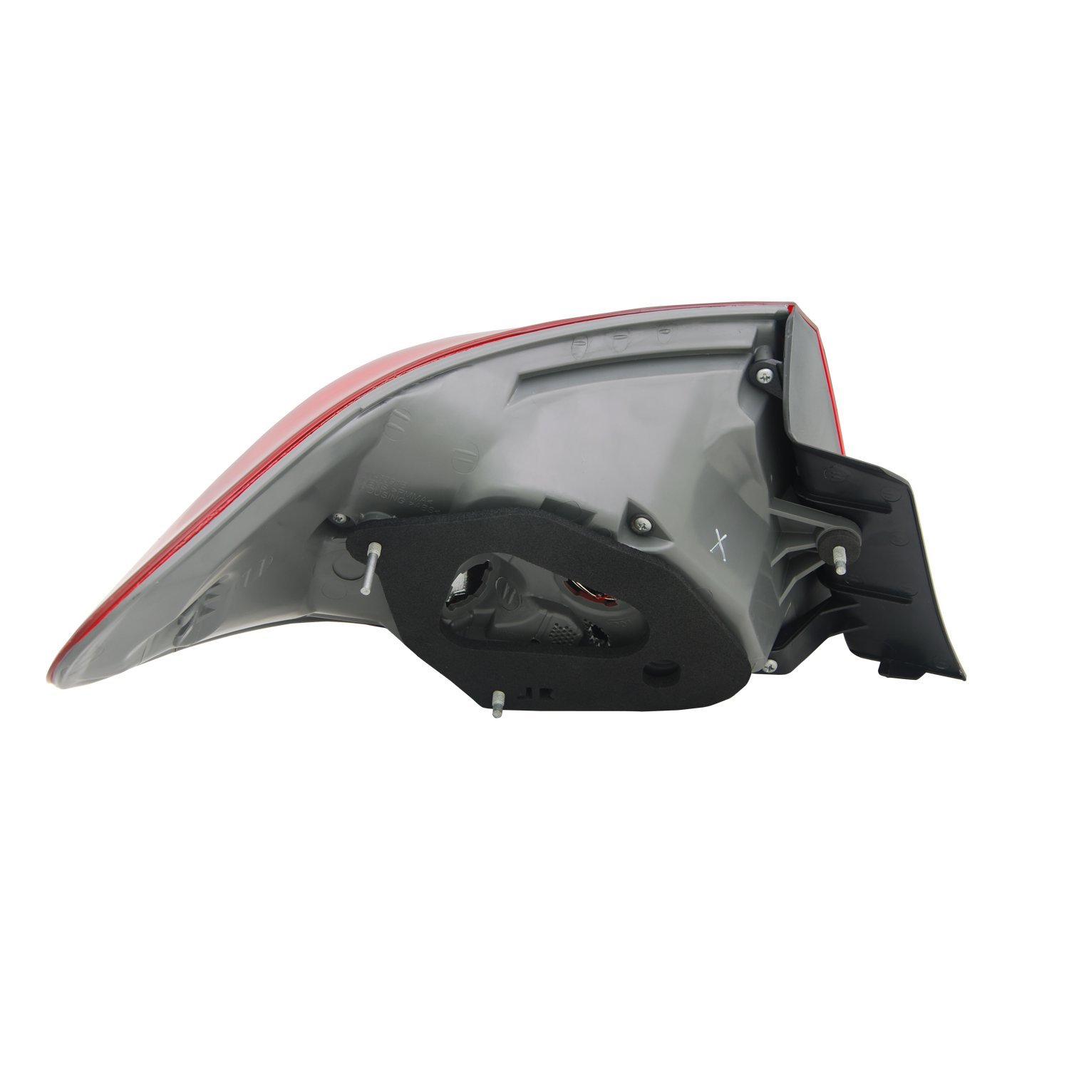 TYC 11-6391-01 Lexus ES 350 Right Replacement Tail Lamp