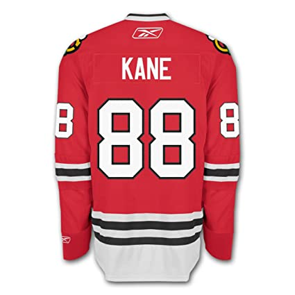 4ca6234d9 Reebok Patrick Kane Chicago Blackhawks Premier Replica Home NHL Hockey  Jersey - XX-Large