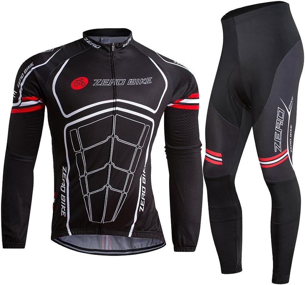 Cycling Jersey Long Sleeve Autumn Fall Bike Sports Jersey Women Men MTB Wear