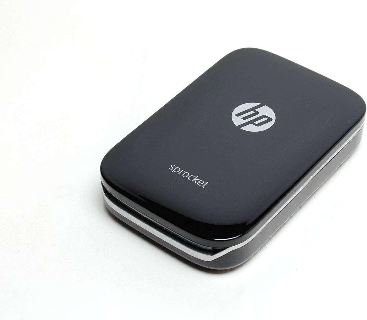HP Sprocket Portable Photo Printer - Black - X7N08A