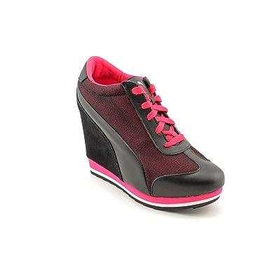 f57054b1baa62b Puma Madeira Winter Wedges Heels Shoes Womens  Amazon.co.uk  Shoes   Bags