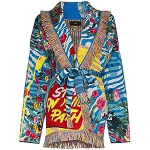 ALANUI Fashion Womens LWHB001R200850368888 Multicolor Cardigan |