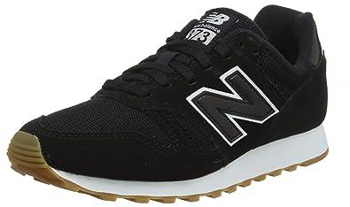 Nouvelles Arrivées 8d4e2 25c18 New Balance 373, Baskets Femme, Noir (Black/White BTW), 35 ...