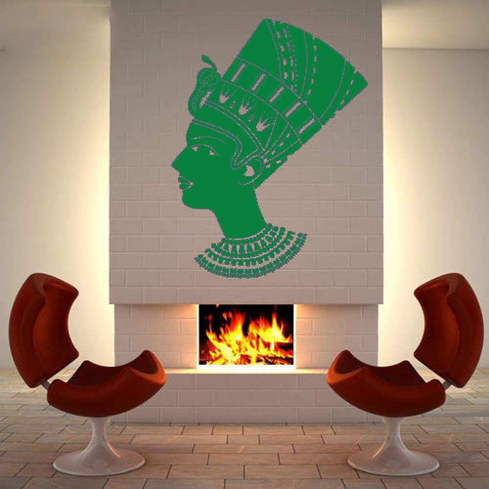 Tatuajes de Pared Vinilo Arte Etiqueta de la Pared Creativo Removible Decoración para el hogar Cartel Elefante Dios Indio Buda Mural Y 2 42X56CM: Amazon.es: Hogar