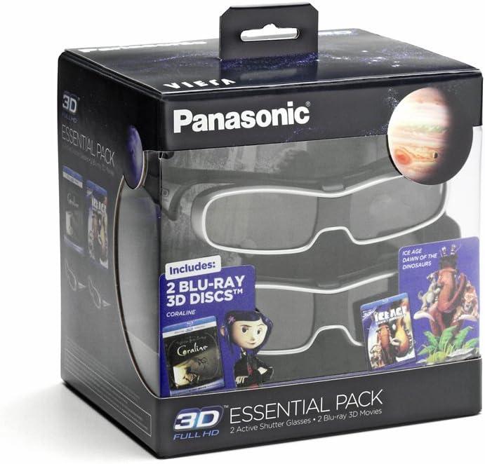 Panasonic TY-EW3D10MK1 3D Starter Kit