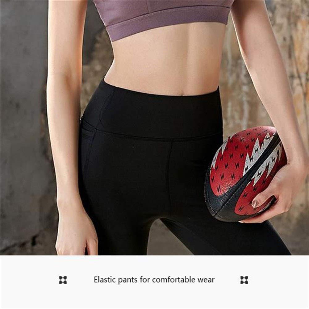 XUMI Pantalones De Yoga, Mallas De Yoga De Cintura Alta Sin ...
