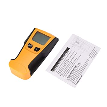 Footprintse TH210 Digital Handheld Lcd Display Wall Stud Center Scanner Wood Metal AC Live Wire Cable Warning Detector Finder: Amazon.es: Bricolaje y ...