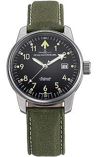 Zeno pilot 6554RA-B Mens swiss-automatic watch