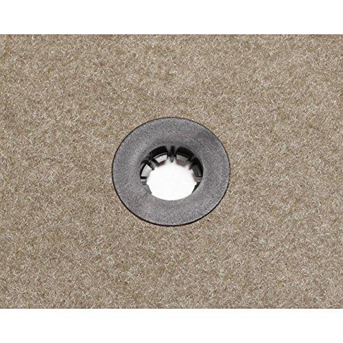 Teppichbezug Tuft von 04.04-05.11 Beige Veloursoptik 550 g//m2 f/ür 407 SW 2 Avants ssc Schicht 1600 g//m2 Fu/ßmatten-Set