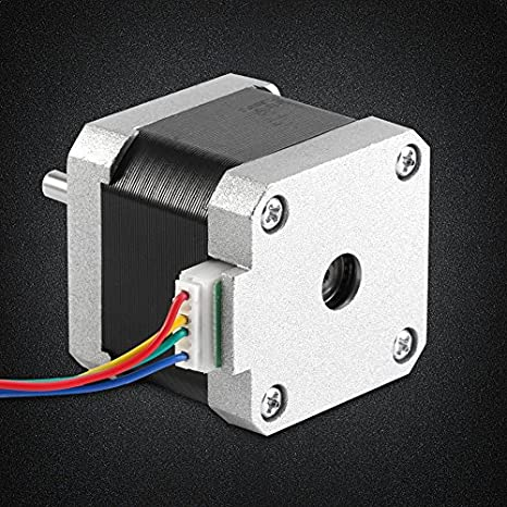 Motor paso a paso, Asixx 17HS4401 4 cables Nema17 motor paso a ...