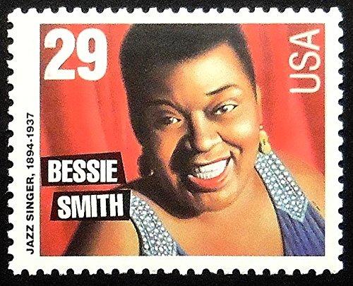 Bessie Smith Jazz Singer 1894-1937 USA -Framed Postage Stamp Art 19623 (Postage Stamps Jazz Singers compare prices)