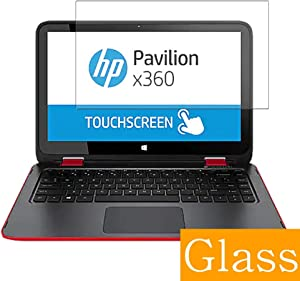 """Synvy Tempered Glass Screen Protector for HP Pavilion x360 13-a000 / a010dx / a010nr / a048ca / a085no / a013cl / a001na 13.3"""" Visible Area Protective Screen Film Protectors"""