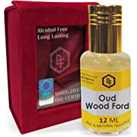 Parag Fragrances Oud Wood Ford Attar 12ml With Precious Gift Pack|Best Attar For Man|Long Lasting Attar|Ittar|Attar|Perfume|Fragrance Oil| Man Also Available in 25ml/100ml/500ml