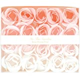ノルコーポレーション 入浴剤 バスペタル ロージーブルームペタル 60g ローズの香り コーラルピンク OB-ITG-1-4