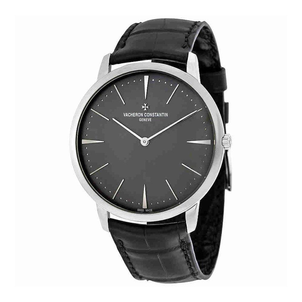 Vacheron Constantin, Leather Watch, Swiss Made Watch, Elegant Watch