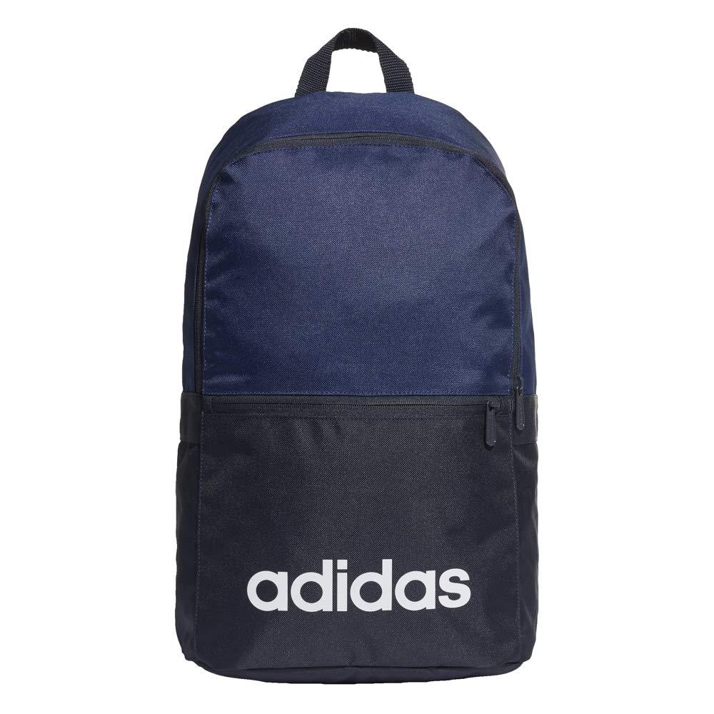 adidas Lin CLAS BP Day Sac /à Dos de Sport Mixte Adulte 55 cm Black//White