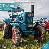 Traktoren 30 x 30 cm 2017