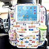 Best Small World Toys Infant Travel Toys - Kids Backseat Car Organizer   Multi-Pocket Travel Storage Review