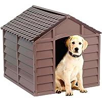 Gardiun Milú - Caseta para perros, de 71 x 71 x 68 cm