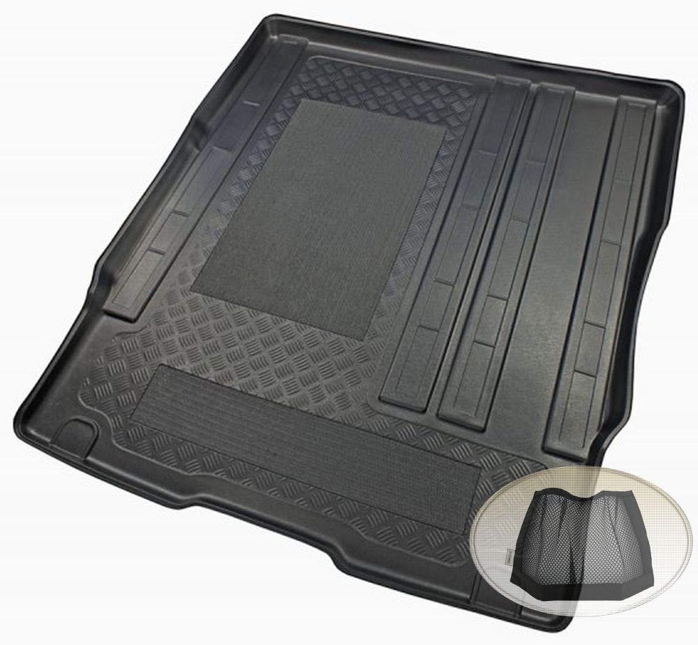 Gummierte Kofferraumwanne für Toyota ProAce Verso Shuttle Comfort PKW Van 2016