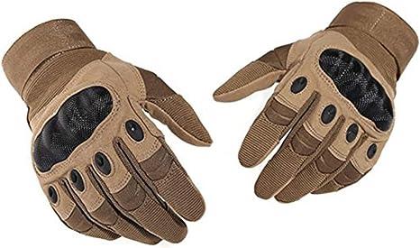 Completa Protezione Antiscivolo Touch Screen Tessuto su Pollice e Indice Impermeabili e Invernali Guanti Moto Full-dita per Moto Bici MTB e Altri Sport Bonnoeuvre Guanti Moto XL, Blu