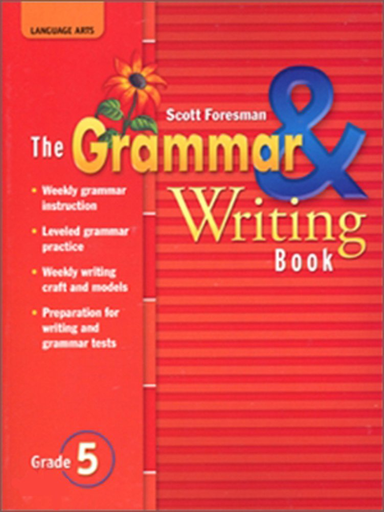 Buy Reading 2007 the Grammar and Writing Book Grade 5 Book Online at
