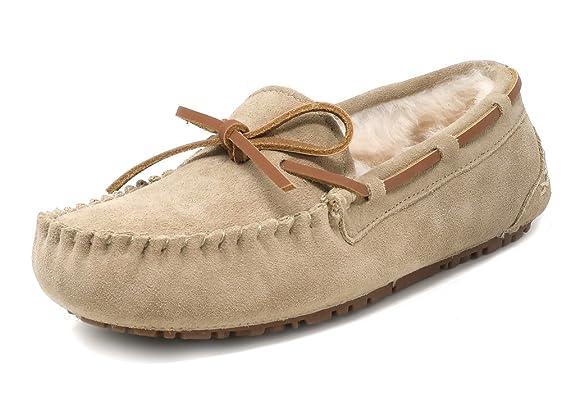 闪购!女式羊毛保暖平底鞋只要$21.99!