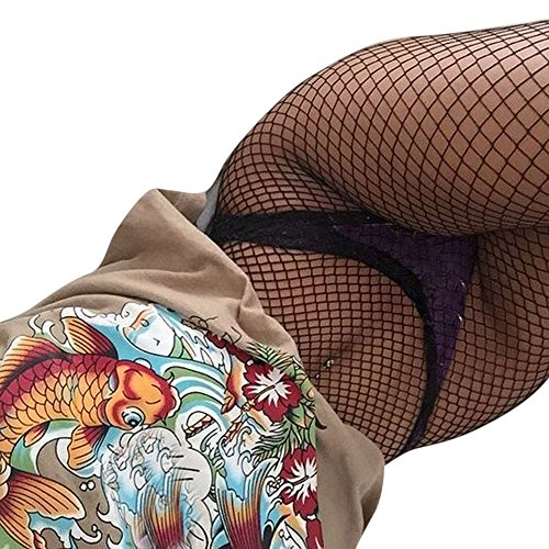 Sale Fishnet - Clearance Sale!Women's Sexy Fishnet Stockings,Ladies Strethcy Elastic Thigh High Pantyhose Tights
