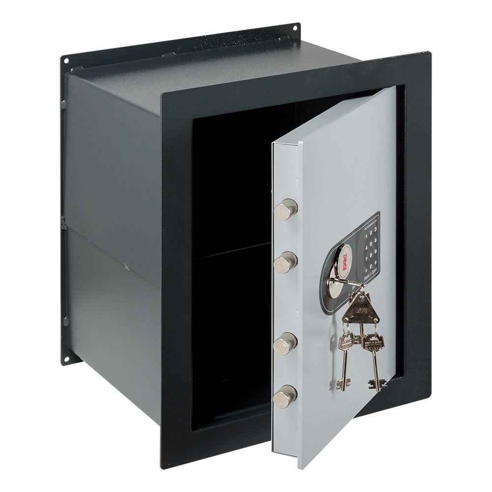 FAC 13004 Caja Fuerte, Gris, 485x380x310mm: Amazon.es: Bricolaje y herramientas