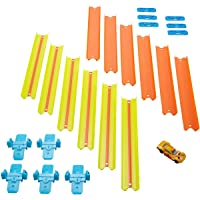 Hot Wheels Track Builder Fold Up Track Pack Assorted