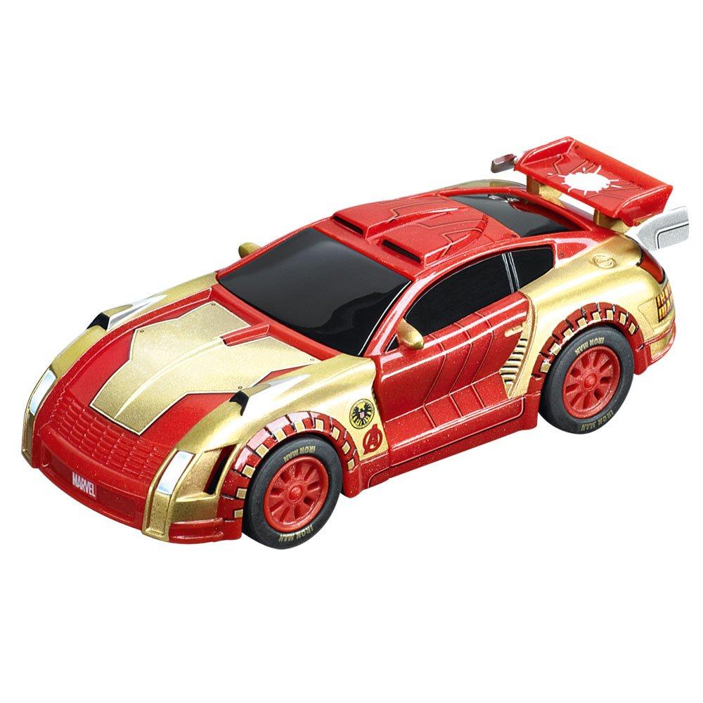GO!! The Avengers Iron Man Tech Racer Carrera 20061256 Marvel