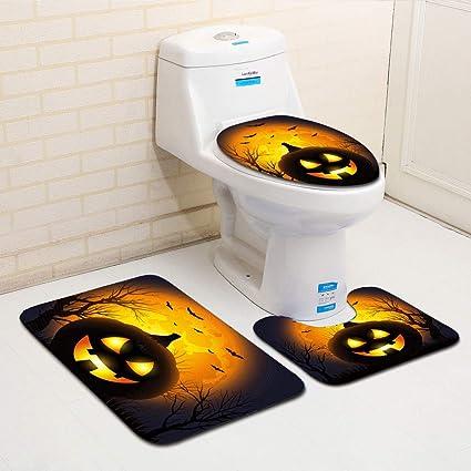 200c365b303e Amazon.com: DICPOLIA Bathroom supplies Halloween Decor, Soft Cloth ...
