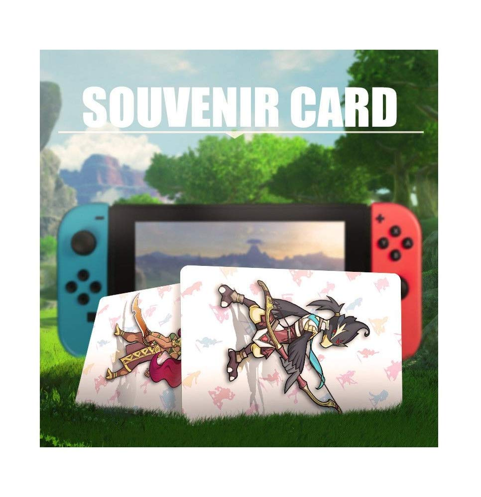 Full Set NFC PVC Tag Cards Breath of The Wild 20 Hearts Wolf Link Quick Arrive by Optim-Price (Image #4)