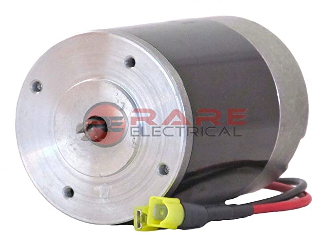 OEM Spec Salt Spreader Motor Gear Box Combo SnowEx 575 1075 D6106 D6107 D6107-06