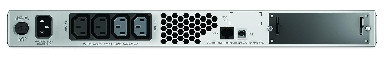 APC Smart UPS - SMT1500RMI1U - Sistema de alimentación ...